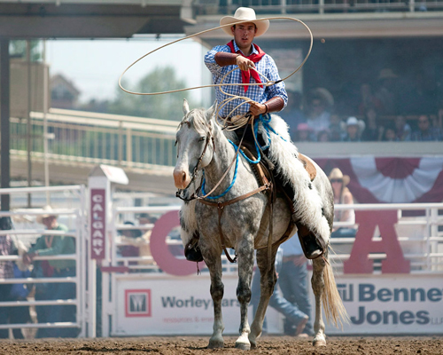 What is the largest rodeo in the world?