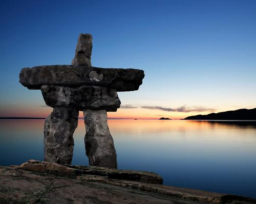 ¿Hasta dónde se extiende la parte norte de Nunavut?