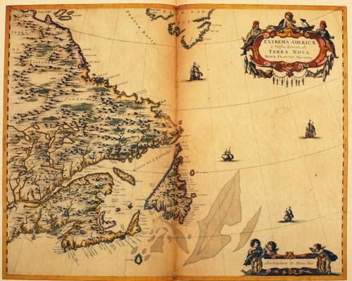 纽芬兰大浅滩是什么? 位于哪里?