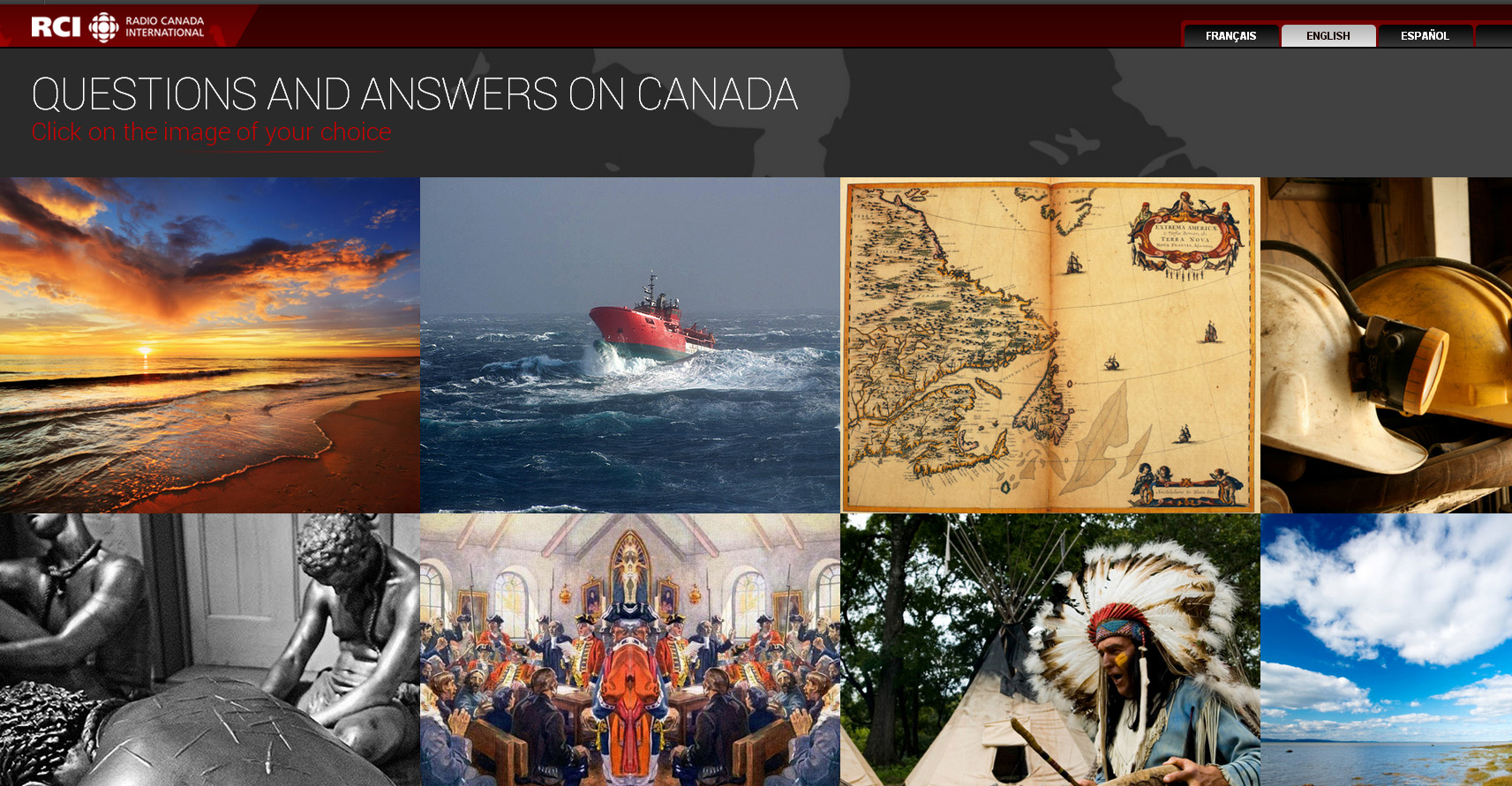 Question and Answer on Canada
