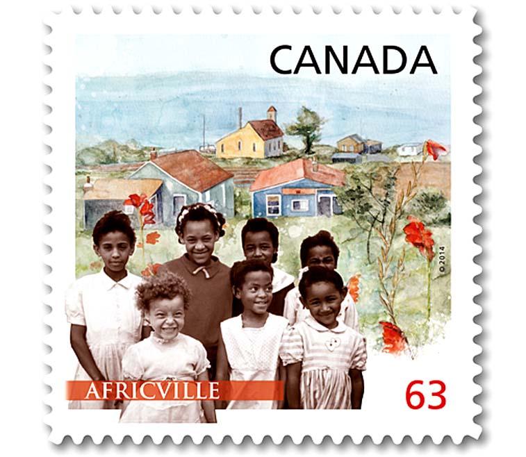 black canadian girls