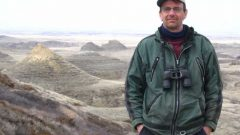 Trevor Herriot, award-winning author is one of many working to preserve the future of the natural prairie grassland.