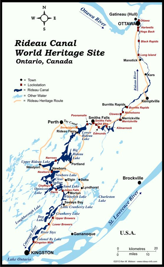 Anniversary of a Canadian World Heritage waterway