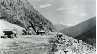 July 30, 1962: the Trans-Canada highway route opens