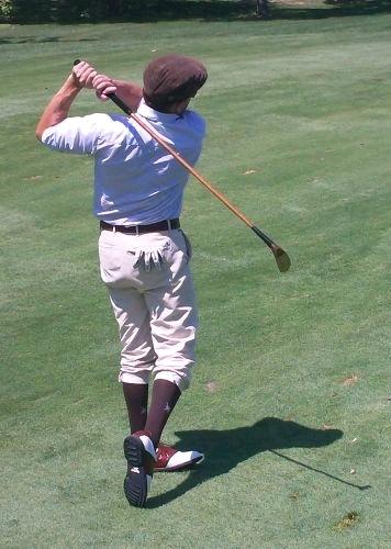 date guerre du golf