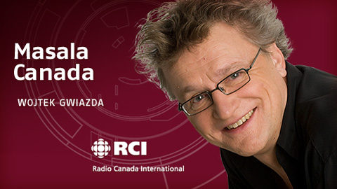 """For years I had been hosting programs directed to India,"" says Wojtek Gwiazda. ""Then  in 2008, RCI asked me to do a weekly program for India and South Asia. I named it 'Masala Canada', and had a ball, until it ended in 2012 when RCI stopped broadcasting on shortwave and our budget was cut by 80 per cent."""