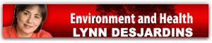 Environment and Health • Lynn Desjardins