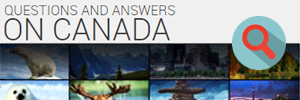 QUESTIONS AND ANSWERS ON CANADA