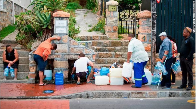 Looming water shortages spell catastrophe for Cape Town