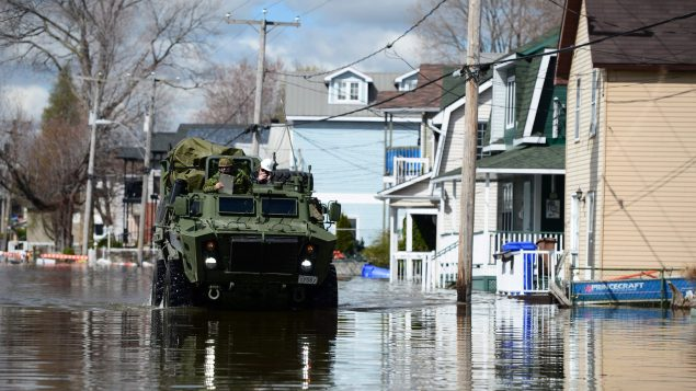 Canadian military gearing up for COVID-19 response