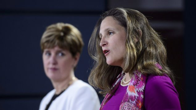 Canada welcomes genocide lawsuit against Myanmar, says Freeland