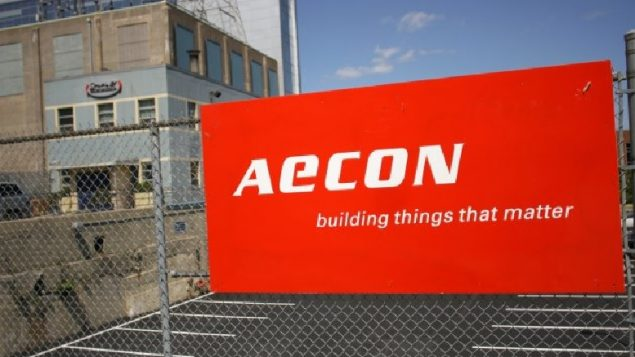 Aecon is involved in many major construction and maintenance projects, some of which could be classed as sensitive to national security