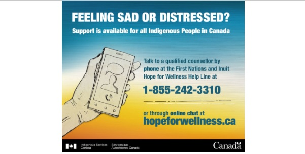 Indigenous Counselling Service Goes Online