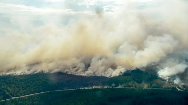 british columbia wildfires worse due to climate change. Black Bedroom Furniture Sets. Home Design Ideas