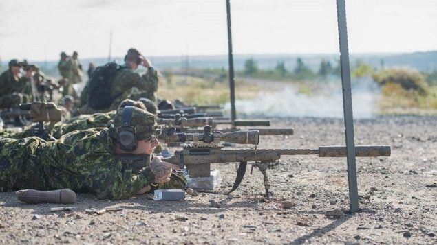 Canada hosting world's top military sniper competition