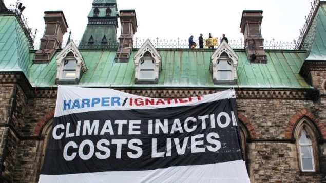 Greenpeace sues Ontario to maintain cap-and-trade rules