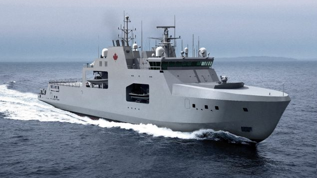 Ice-capable Canadian Coast Guard ships could be both 'a