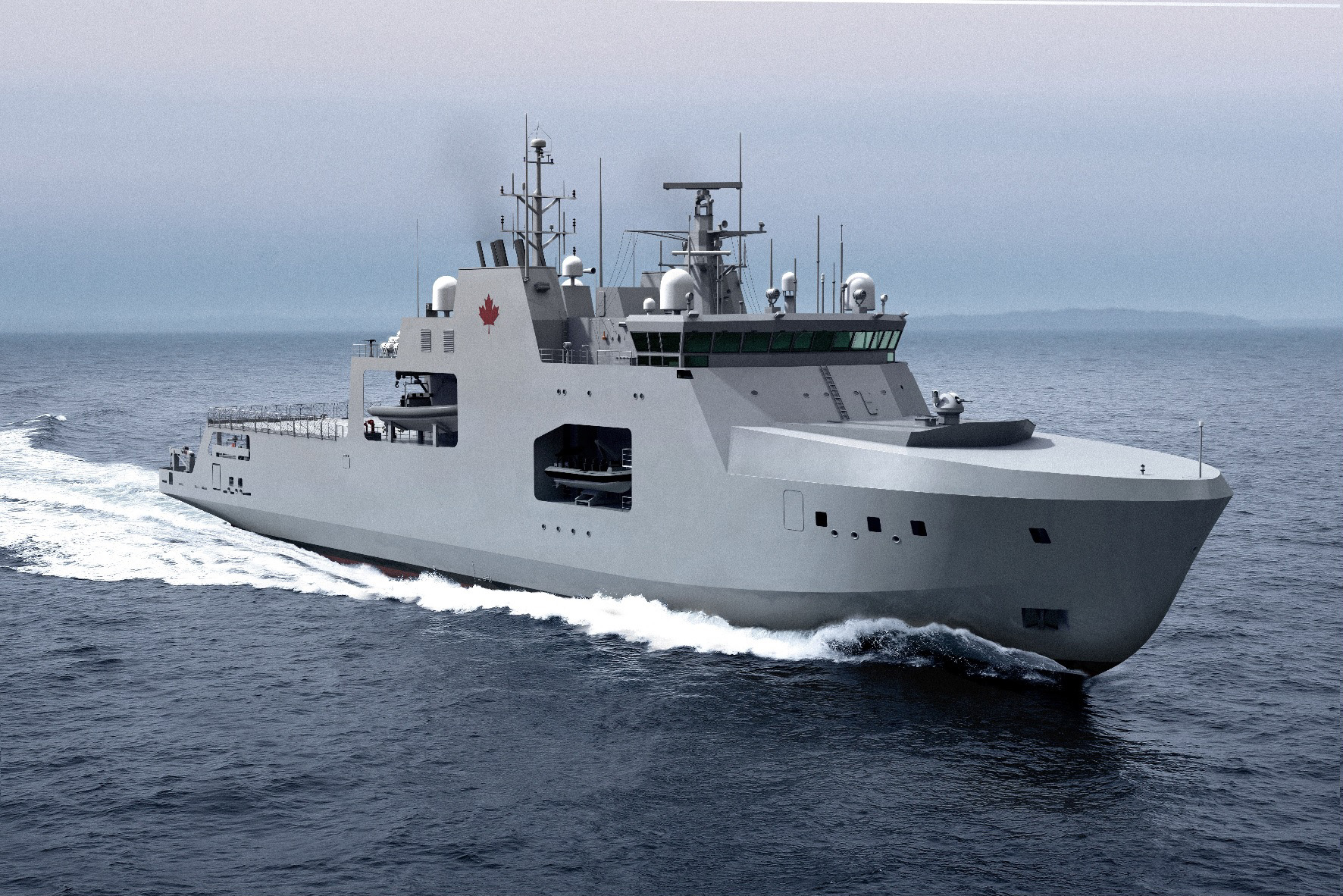 Ice Capable Canadian Coast Guard Ships Could Be Both A Blessing And A Curse Expert Rci English