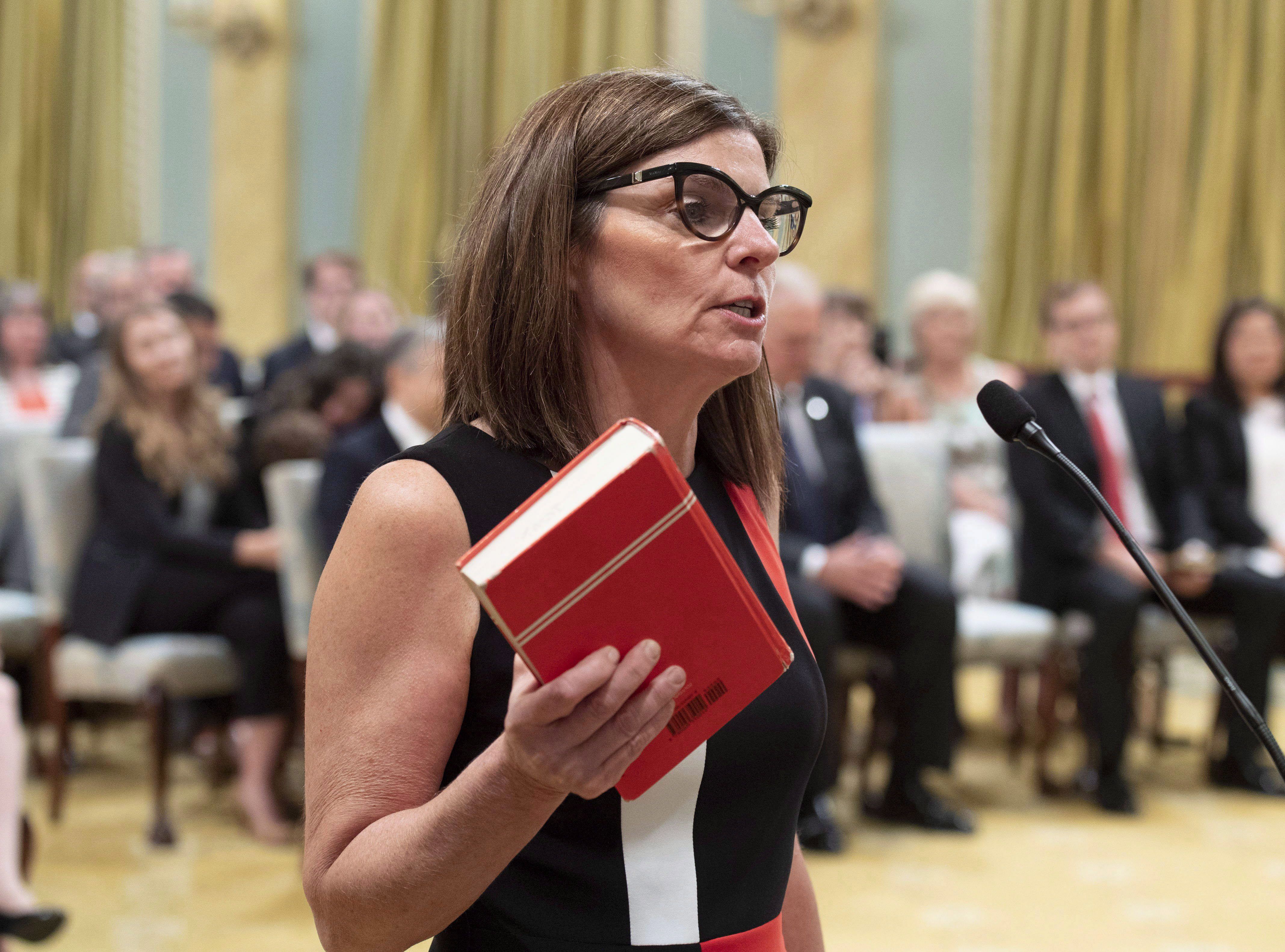 Canada: Becoming a Senior Society