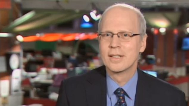 Andrew Griffith, former senior executive at Citizenship and Immigration Canada, and author. (CBC)