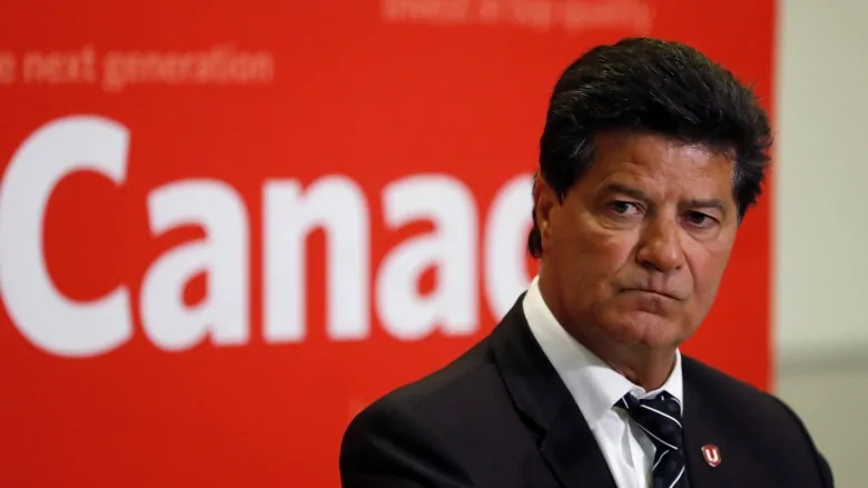 """Unifor National President Jerry Dias says the decision to close the plant is about """"corporate greed"""""""