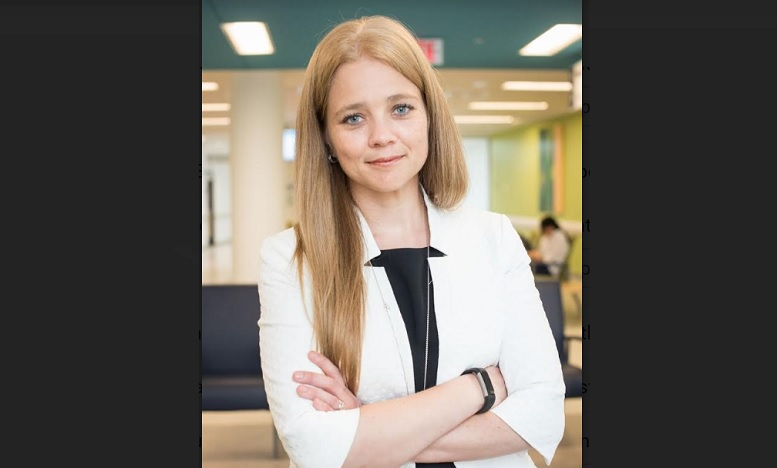 Co-author of the research paper Dr. Geneviève Bernard (MD, MSc, FRCPc), is a paediatric neurologist (RI-MUHC)
