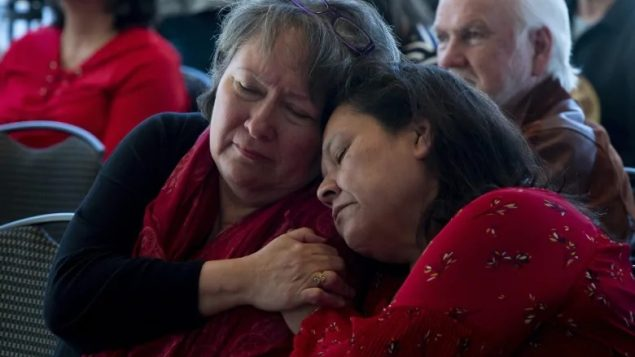 Compensation for Indian Day School survivors announced