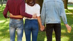 A new study finds people saying their consensual polyamory relationships are benefitical. (Getty Images/iStockphoto)