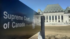 Provincial challenges of federal carbon tax at Supreme Court today