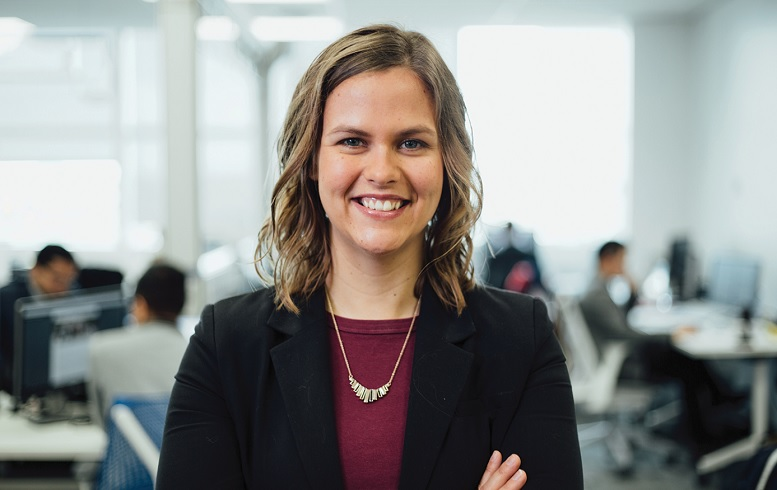 Jessica Thornton: lead author of the study and Senior Project Designer at the Brookfield Institute for Innovation and Entrepreneurship at Ryerson University in Toronto (supplied)