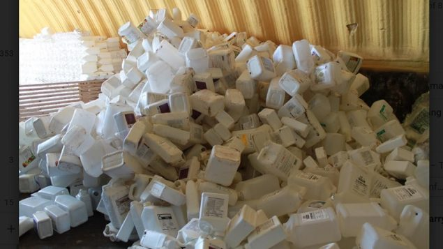"""Farmers and """"CleanFARMS"""" and the effort to recycle plastic (interview)"""