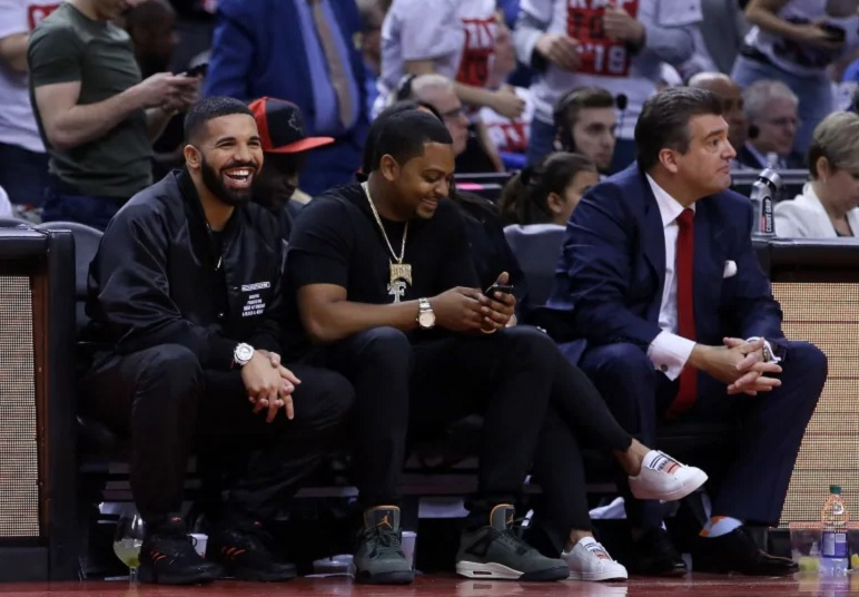 NBA: Drake factor- music banned and Toronto loses game-1