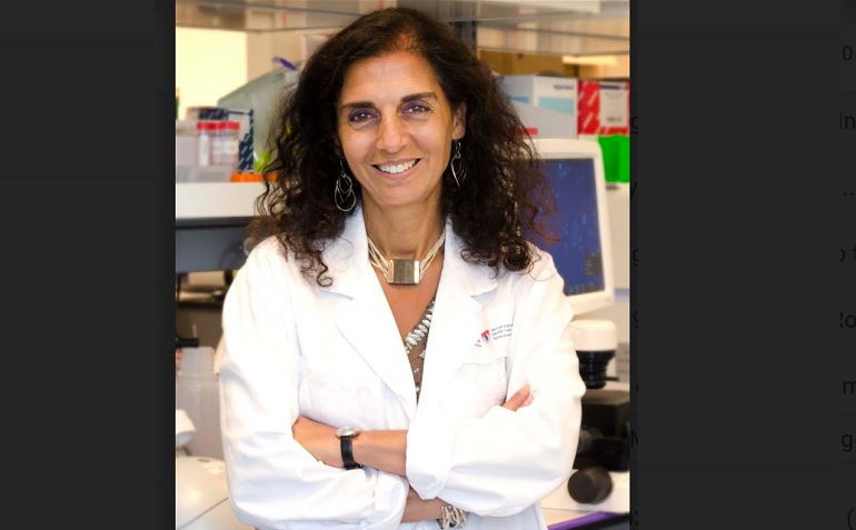 Dr Nada Jabado (MD, PhD) McGill University and RI-MUHC