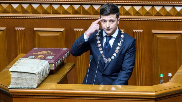 Did Canada snub Ukraine's new president? Absolutely not, says Harjit Sajjan.