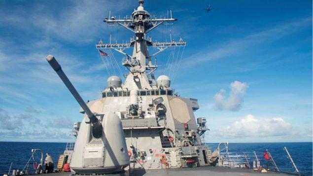 Washington plans to send U S  Navy through Northwest Passage