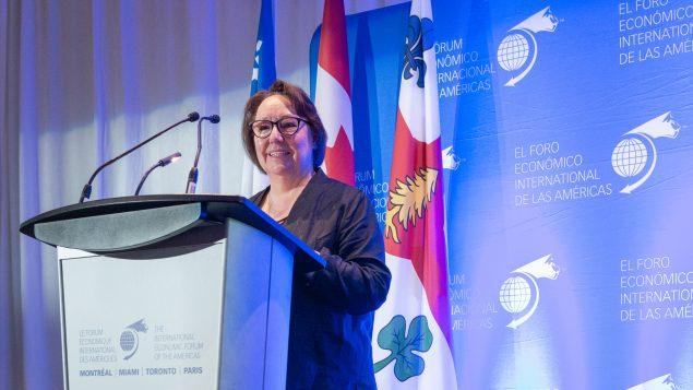 Indigenous participation key to Arctic development, Inuit activist tells Economic Forum of the Americas