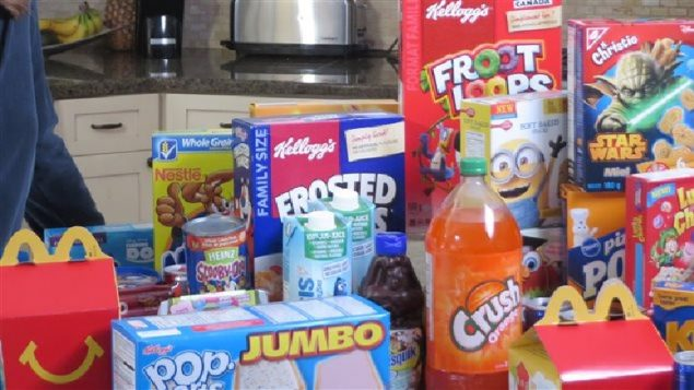 Junk food and kids: Canadian paediatricians want marketing bill passed