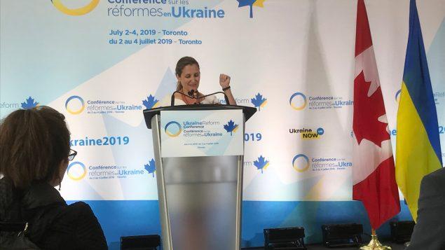 Canada to block new Russian passport holders from Eastern Ukraine