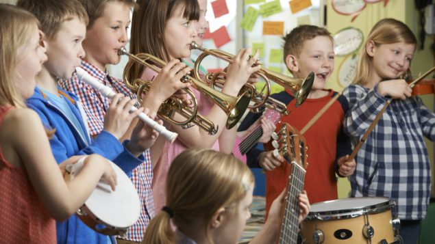 Taking music class predicts better academic performance: study