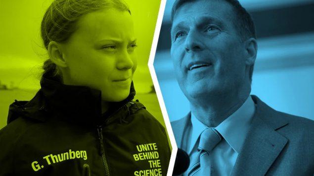 Bernier tempers his criticism of Greta Thunberg