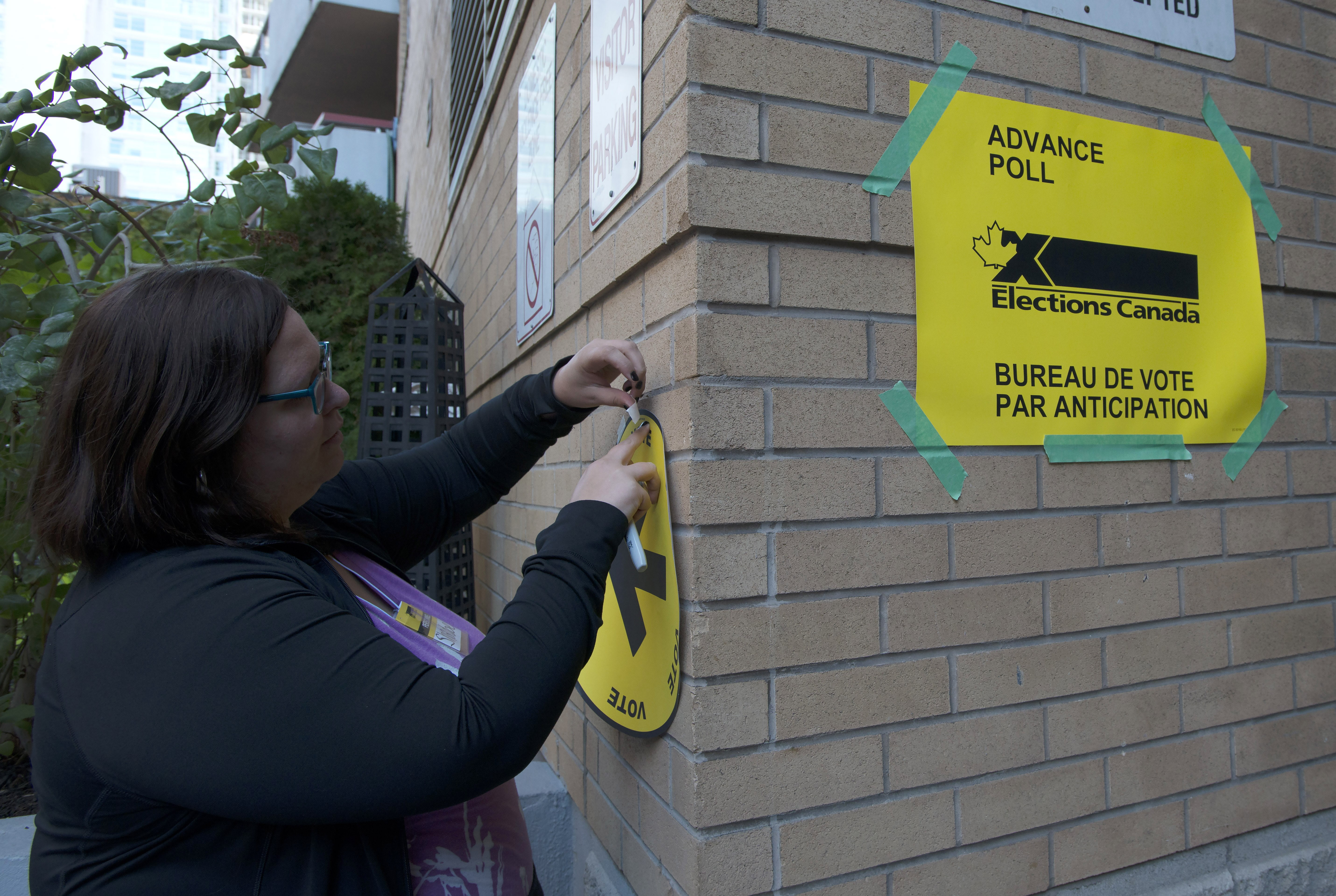 More Than 4 7m Canadians Voted In Advance Polls Says Elections Canada