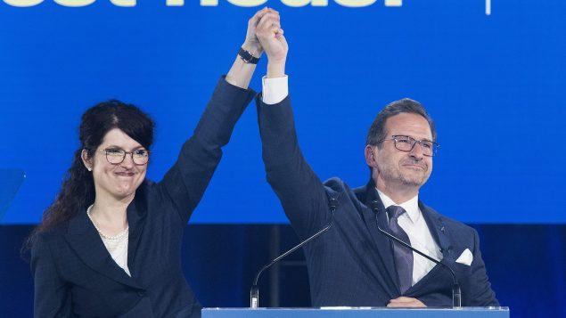 Quebec separatist party big winner of federal vote