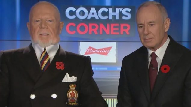 Canadian hockey icon Don Cherry fired over on-air remarks criticizing immigrants
