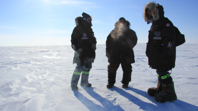 Canada urges Arctic science collaboration and Indigenous research priorities