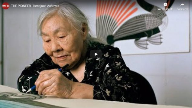 Inuit artists reflect on their art, their culture and their language