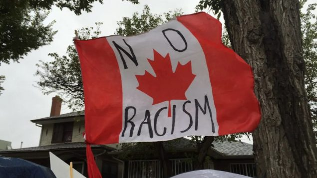Putting some figures on racism in Canada