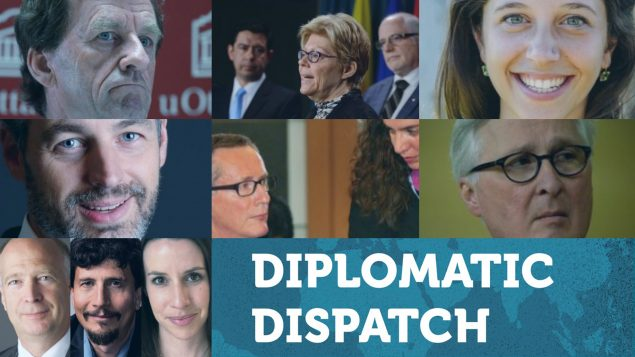RCI Podcast Serie - Diplomatic Dispatch