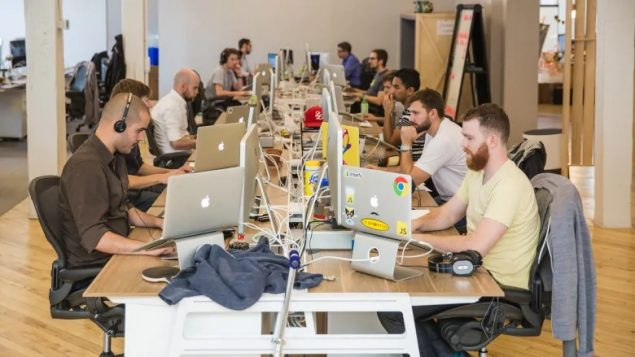 Survey: New office work space trends are actually counter-productive