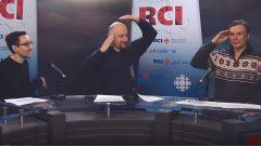L-R: Vincenzo Morello, Levon Sevunts, Marc Montgomery