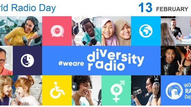It's World Radio Day!